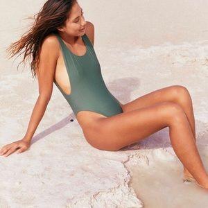 1350f3e0ca aerie Swim - Aerie Super Scoop One-piece Swimsuit